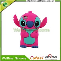 Custom new 3D cartoon silicone phone case for phone6 case