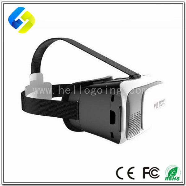 Factory price wholesale Vr 3D Box vr 3d glasses for sexy movie