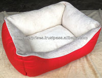 Beautiful luxurious Pet Bed Cozy sherpa dog bed