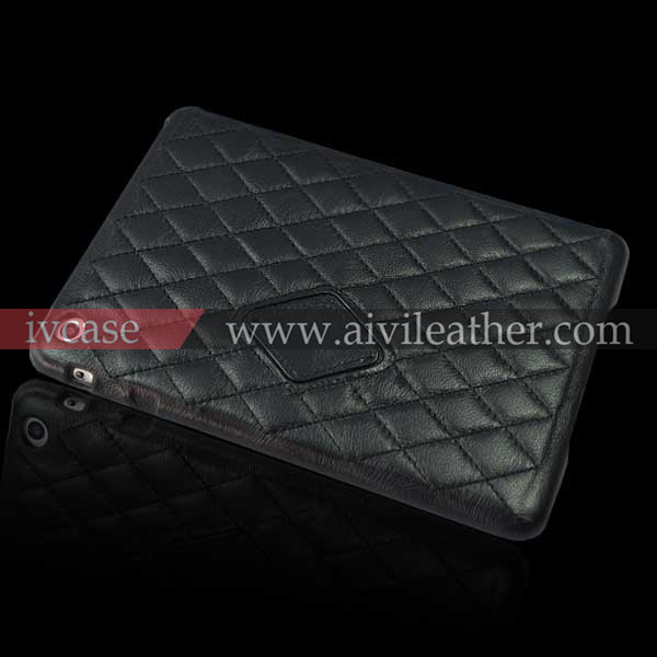 wholesale alibaba folio opening genuine leather tablet case for ipad air /ipad 5 with stand up function