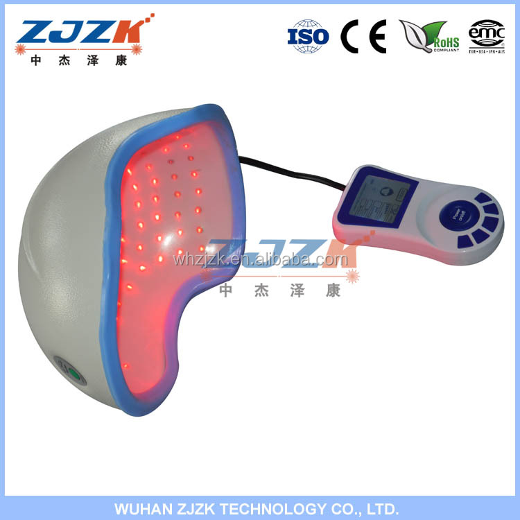 low level laser therapy 650nm diode laser Helmet for hair regrowth