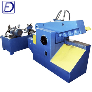 high efficiency manual sheet scrap metal shearing machine for sale