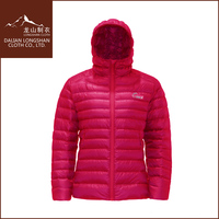 2016 Low Price Hot Sales New high quality down jacket women's lady jacket