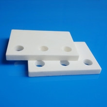 High Quality High Temperature Resistance Alumina Ceramic Lining Plate Tiles
