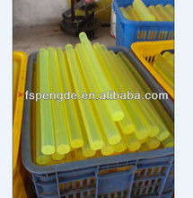 shock absorption urethane pu rubber rod