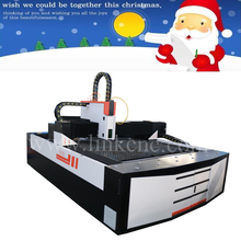 Factory supply fiber optic cable cutting machine 1515 1530 laser machine for metalsheet processing