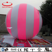 large PVC inflatable sphere helium decoration balloon