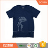 China oem pantone color extra large men s t-shirt