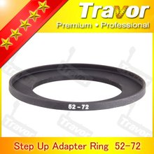 New 52mm-72mm set-up filter adapter ring ir band pass filter