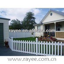 Plastic Fence/Durable Garden Fencing/Decorative Fence Panels