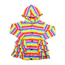 wholesale children girls cotton clothing usa new items of goods kids winter coat in 2017