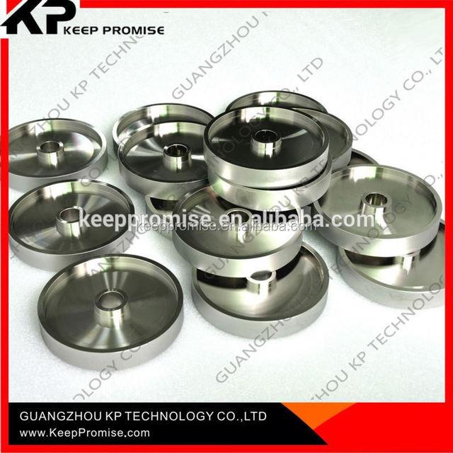 Flat Electroplated Diamond Grinding Profile Wheel