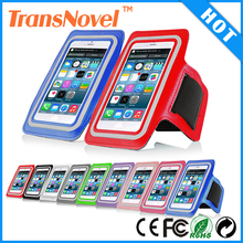 mobile cell phone arm bag case ,cycling wrist bag mobile phone pouch,fitness running outdoor bag