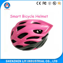 ODM/OEM Customized PCBA Bike Helmet Turn Signal Wireless Remote Control LED Light Helmet with build in Bluetooth