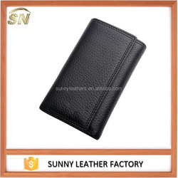 real leather Car key pouch leather motorcycle bag