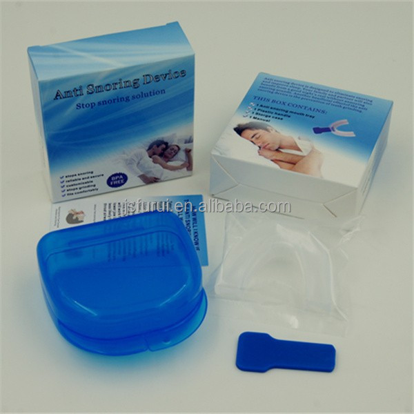 High quality Snore stopper , anti snore mouthpiece,snoring devices