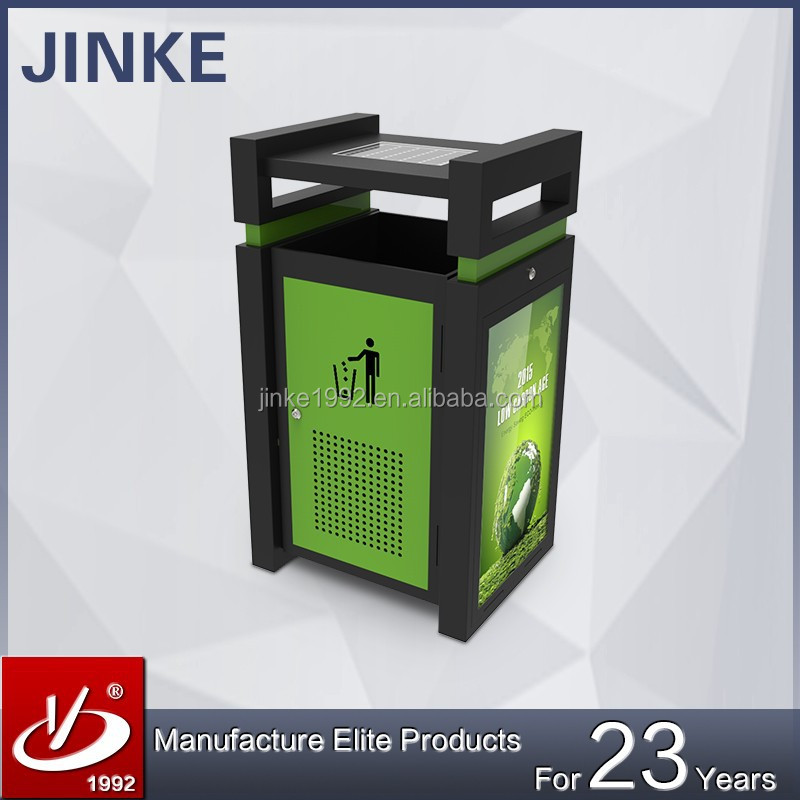 JINKE China Supplier Ninestars Reasonable Price Eco-friendly Large Capacity Metal Promotional Food Waste Decomposer