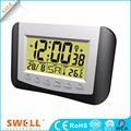 Office Calendar Temperature Clock For Promotion Gift