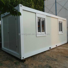 Best Sales zambia pre made container house village for sale