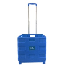 Low price light weight climb stairs luggage trolley cart logo brand