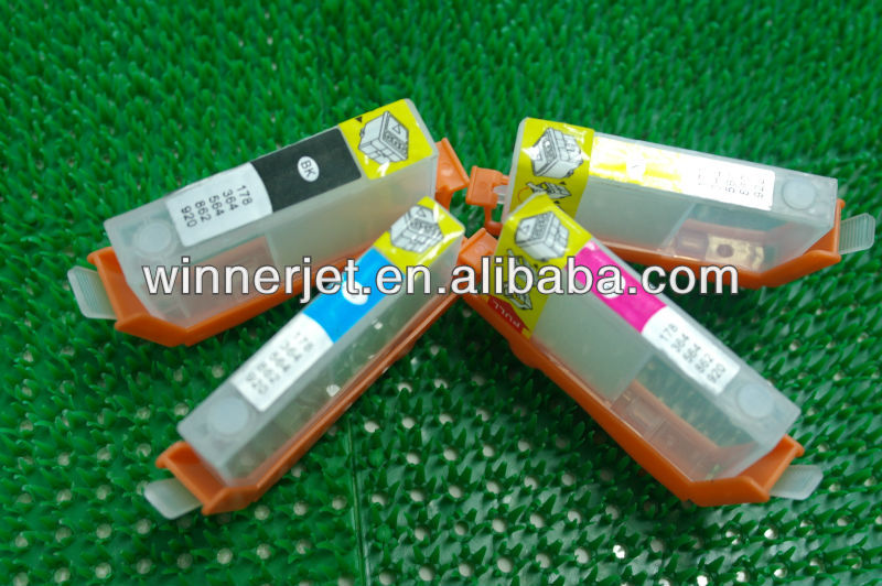 Hot Sale Refillable Ink Cartridge For Hp 920xl (cd972-975a)