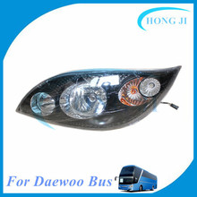 6119 Guilin Daewoo bus price headlight QZ668x380L LED head light