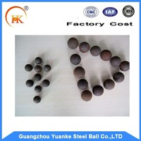 Forged and Cast Grinding Steel Balls For Ball Mill
