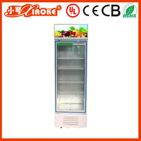 High Efficiency and Energy Saving Chiller Fridge with casters