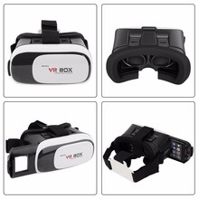 ShenZhen Factory Wholesale 3D Virtual Reality 1080P 3D Video Glasses