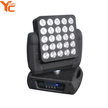 RGBW Matrix LED Moving Head Disco/Club Show Light DJ Stage Light Party Show With Modern Design