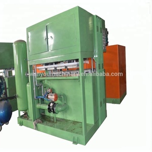 Aluminum molding paper egg tray making machine