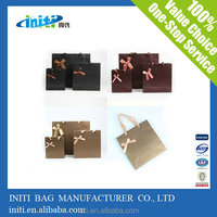 2016 Alibaba Wholesale Printed Paper Bag For Chrismas