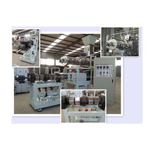 High Quality Automatic pet food production line machine for making dog food
