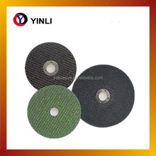 Double nets abrasive disks flat cutting wheel