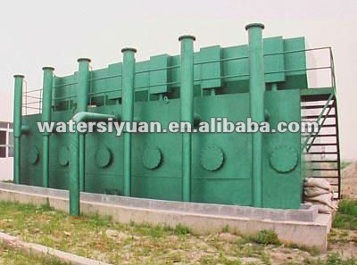 MBR waste water treatment system/ Membrane Bioreactor