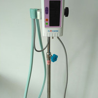 Portable LCD Screen Display Blood Infusion