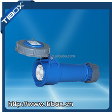 TIBOX 2015 Newly developed TIBOX fireproof industrial connector