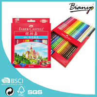 Faber-Castell 36Colors colored pencils Profissional Painting Pencil Set For Kid Gifts School Drawing Art Supplies