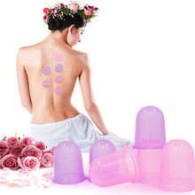 Factory Price Silicone Vacuum Cupping Cups High Quality Silicone Massage Hijama Cupping Set, Cupping Therapy Set