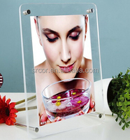 OEM and ODM acrylic photo frame