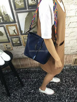 OEM order high quality fashion designer real leather bags for women simple design genuine leather women shoulder bags lady purse
