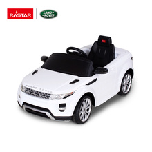 Rastar Authorized Battery operated toy car for kids Electric baby car ride on car with radio control