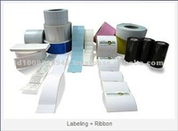High Quality Ribbon Printed Thermal Paper Packaging Label