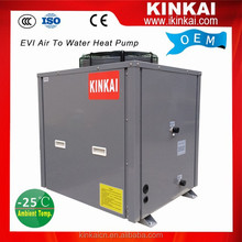 Best Cold Weather Heat Pumps, EVI Air To Water Heat Pump