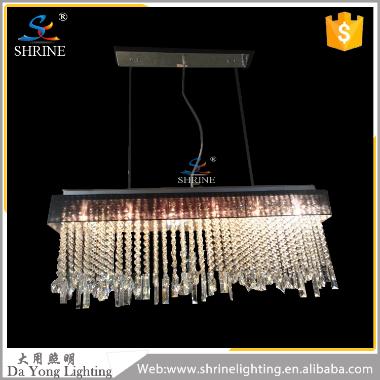 Modern New Crystal Pendant Lamp In Alibaba Com Hot Sale Crystal Lamp Type For Indoor Decoration