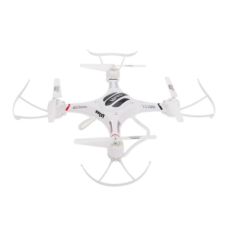 14205501-2.4G 6-Axis Gyro RC Quadcopter UFO Drone with 2.0MP HD Camera