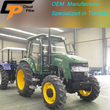 cp904 904 4x4 90hp 8F+4R 4x4 farm tractors 90hp agro equipment