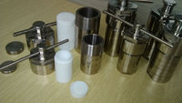 Hydrothermal PTFE, Stainless Steel Synthesis Reactor 200ml