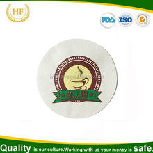 Ready-made mold! 60mm Round Aluminum foil lids packaging for coffee plastic cup Composite heat sealing film