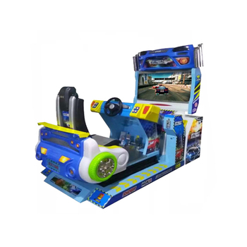 Professional experience game video system virtual reality simulator with race against time game for driving school
